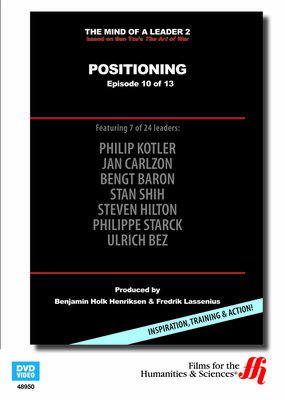 Positioning: The Mind of a Leader 2 (Enhanced DVD)