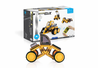 PowerClix� Wireless Construction Vehicles Set