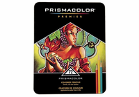 PRISMACOLOR 72 COLOR PENCIL SET