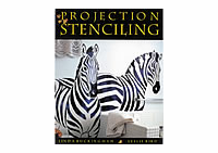 PROJECTION STENCILING BOOK