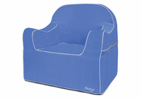 Reader Chair-  Fuschia