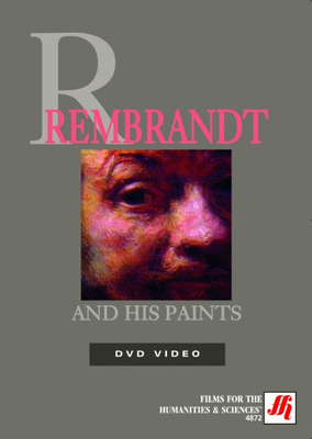 Rembrandt and His Paints Video  (DVD)