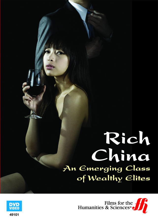 Rich China: An Emerging Class Of Wealthy Elites (Enhanced DVD