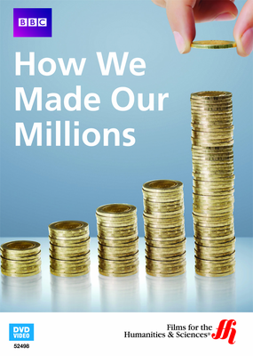 Richard Reed & Michelle Mone: How We Made Our Millions (Enhanced DVD)