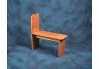Richeson CABALLITTO Art Donkey Bench