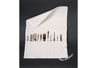 Richeson Canvas Brush ROLL UP