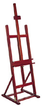 Richeson Lyptus® Wood Bassett Easel - Click to enlarge