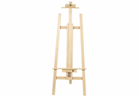 Richeson Pine Adjustable Lyre Easel