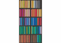 Richeson Semi-Hard Square Pastels - Set of 120