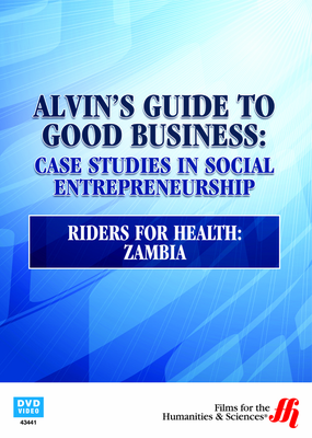 Riders for Health: Zambia (Enhanced DVD)