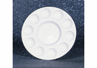RICHESON Round 10 Well Tray Palette - package of 144 pieces