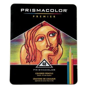 SANFORD® Prismacolor® Premier Colored Pencils 48 COLOR SET
