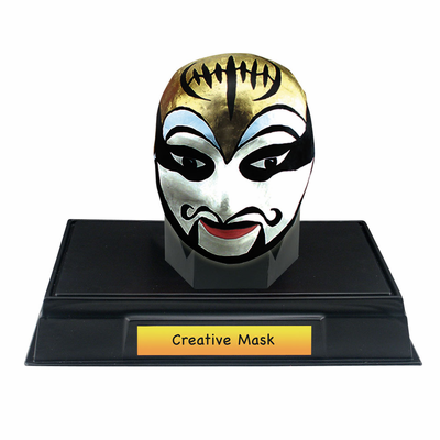 Scene-A-Rama® Creative Mask Classroom Pack - Click to enlarge