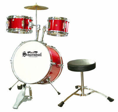 Schoenhut C1020 Drums - 5�Piece�Drum�Set