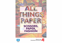 Scissors, Paper, Fashion: All Things Paper  (Enhanced DVD)