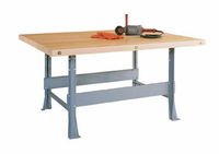 SHAIN 4-Station Workbench w/0 vises (Quick Ship)