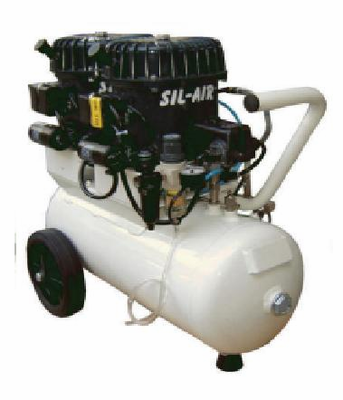 Silentaire Val-Air 100-24 AL Ultra-Quiet Compressor