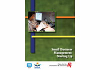 Small Business Management: Starting Up (Enhanced DVD)