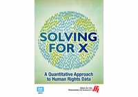 Solving for X: A Quantitative Approach to Human Rights Data (Enhanced DVD)