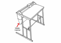Stand & Waste Catcher Package