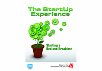 Starting a Bed and Breakfast: The StartUp Experience (Enhanced DVD)
