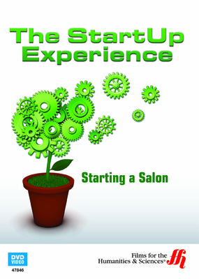 Starting a Salon: The StartUp Experience (Enhanced DVD)