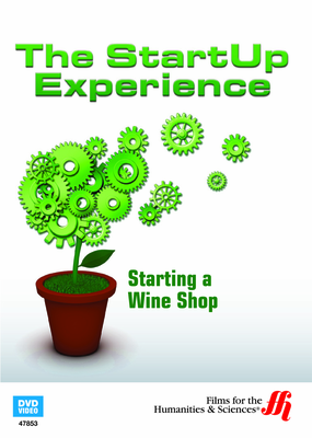 Starting a Wine Shop: The StartUp Experience (Enhanced DVD)