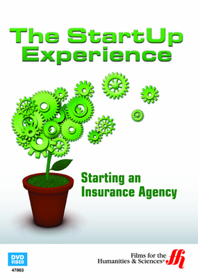 Starting an Insurance Agency: The StartUp Experience (Enhanced DVD)