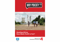 Stealing Africa: How Much Profit is Fair?�Why Poverty? (Enhanced DVD)