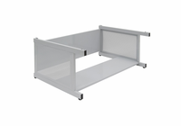 Studio Designs 60734 Flat File Stand (Light Grey)