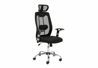 STUDIO DESIGNS Contour Chair / Black