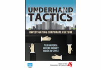 Tax Havens: Where Money Hides in Style (Enhanced DVD)