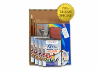 The Art of Watercolor for Kids Complete Package