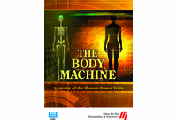The Body Machine: Part 1-Anatomy of the Human Power Train (Enhanced DVD)