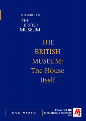 The British Museum: The House Itself Video  (DVD)