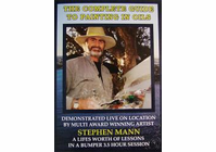 The Complete Guide to Painting in Oils DVD with Stephen Mann