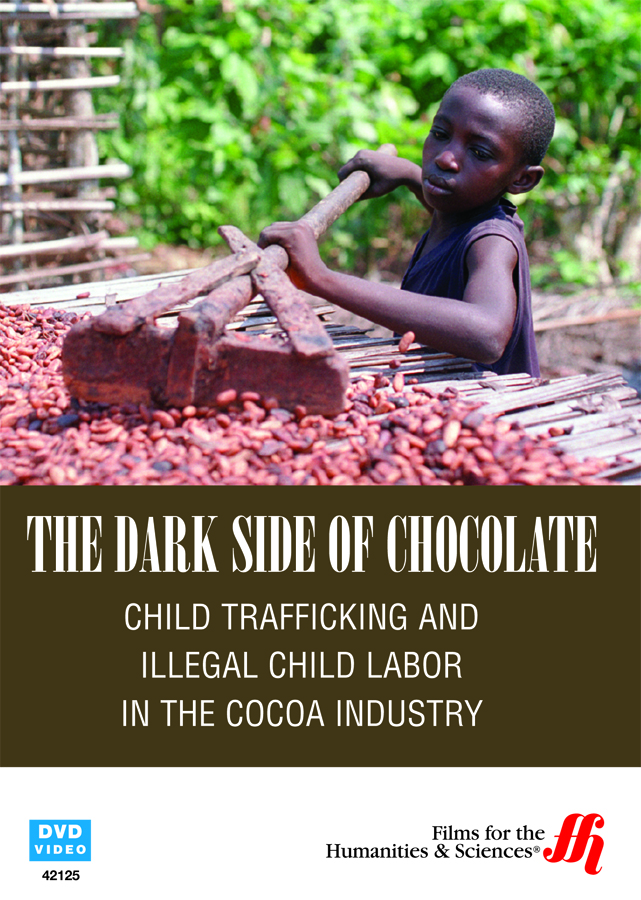 the dark side of chocolate The dark side of chocolate is a thrilling 2010 documentary film that investigates the exploitation of african children in the cocoa industry years after major chocolate corporations pledged to end it.
