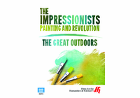 The Great Outdoors: The Impressionists�Painting and Revolution (Enhanced DVD)