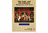The Lady and the Unicorn: Making Sense of the Senses-in French Video (DVD)