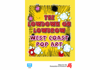The Lowdown on Lowbrow: West Coast Pop Art  (DVD)