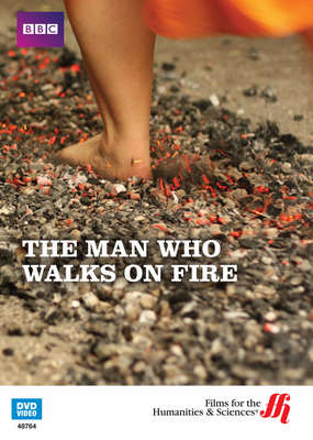 The Man Who Walks on Fire (Enhanced DVD)