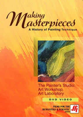 The Painter's Studio: Art Workshop, Art Laboratory Video (DVD)