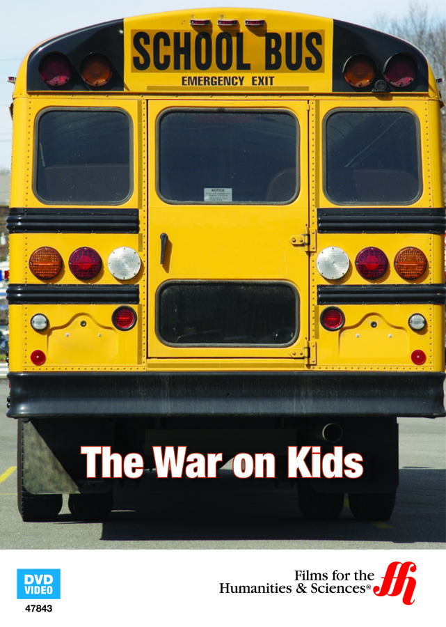 Todays Education System Is Perfectly >> The War On Kids Enhanced Dvd