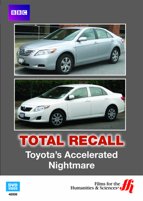 Total Recall: Toyota's Accelerated Nightmare (Enhanced DVD)