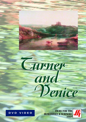 Turner and Venice Video  (DVD)