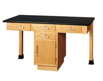 Two-Student Lab-Science Table – chemsurf top