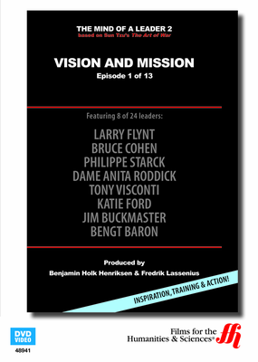 Vision and Mission: The Mind of a Leader 2 (Enhanced DVD)