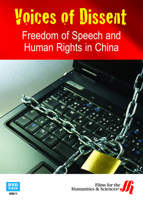 Voices of Dissent: Freedom of Speech and Human Rights in China (DVD)