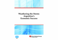 Weathering the Storm: Argentina's Economic Success (Enhanced DVD)