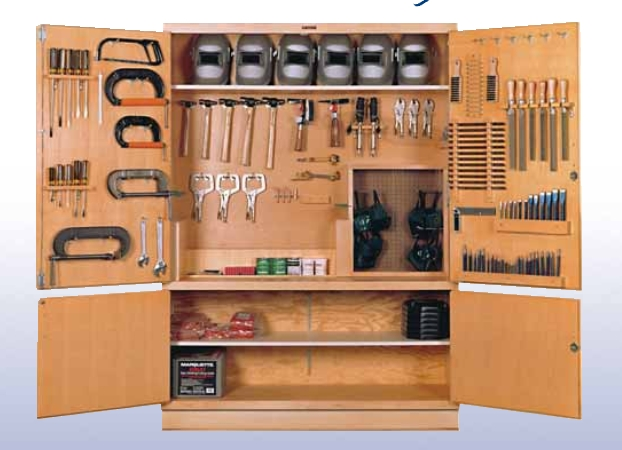 Diversified Woodcrafts Welding Tool Storage Cabinet Loading Zoom